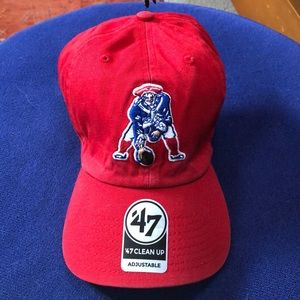 🏈 New England Patriots Hat